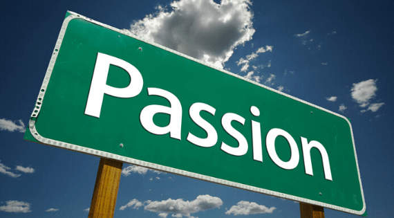 success, passion, business